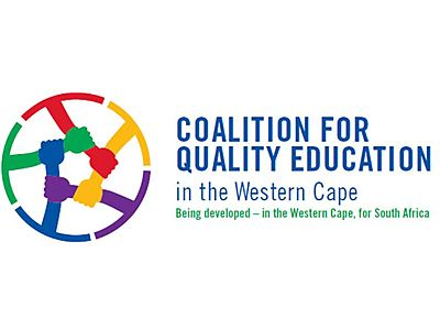 Coalition logo. Landscape.JPG - Coalition for Quality Education in the Western Cape image